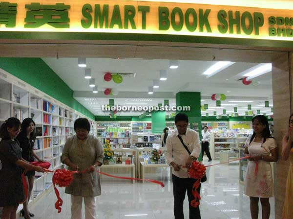 Smart Bookshop Eyes Sabah Peninsular M Sia Markets Borneopost