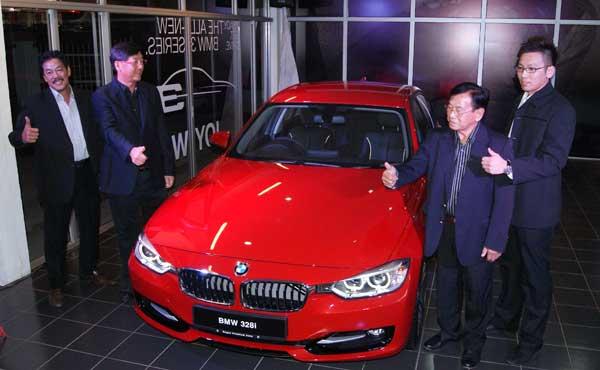 Bmw Malaysia Launches Sixth Gen Bmw 3 Series Borneo Post Online