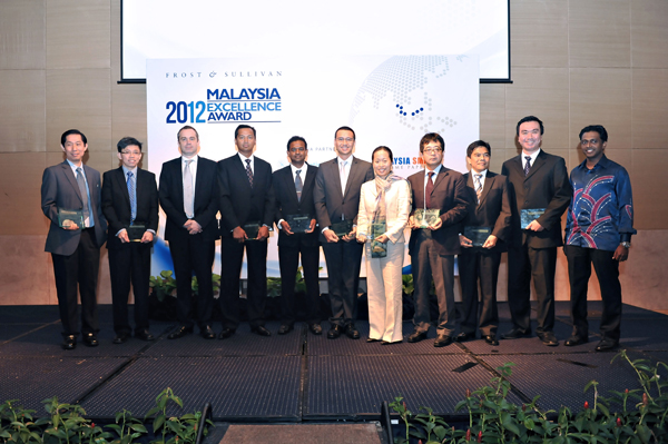 ABB named Malaysia's Power Transmission and Distribution Company of