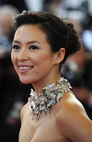 Chinese actress sues paper over sex claims | Borneo Post Online