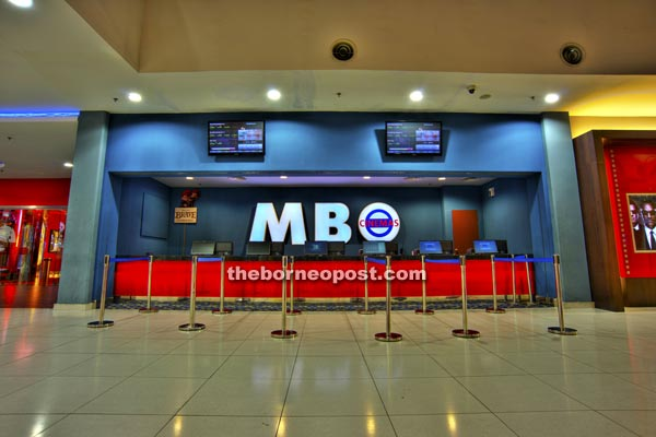 Mbo Cinemas Sports New Look After Renovation Completed Borneo
