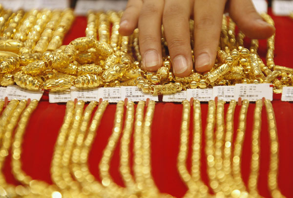 Gold Price Could Hit Us 1 800 Per Ounce This Year Borneo Post Online
