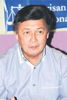 Tan Sri William Mawan