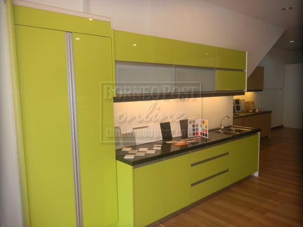 Giovanni Targets Local Kitchen Cabinet Demand Borneo Post