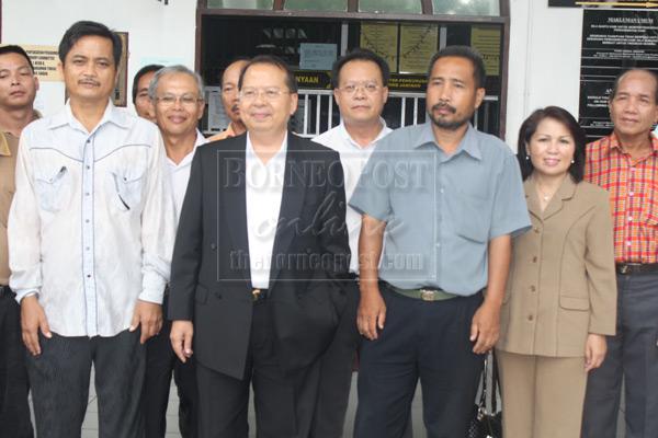 PKR files poll petitions for Kota Marudu, Pensiangan, Kudat