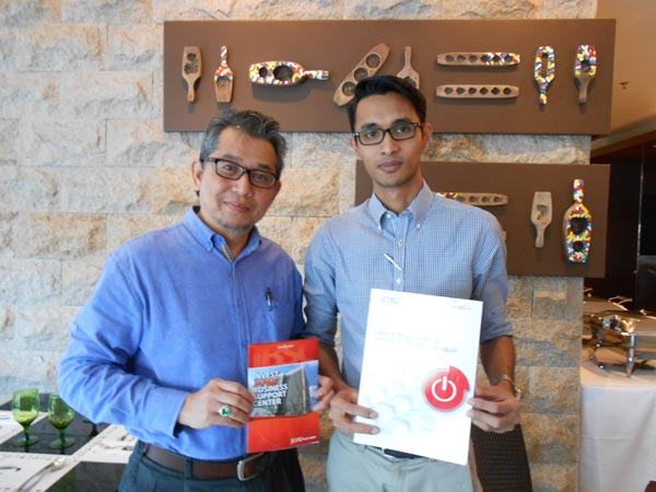 Jetro Kuala Lumpur urges Sarawakian businesses to trade and