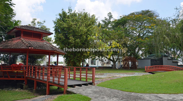 Rajang Esplanade ideal for recreational events — STB | Borneo Post