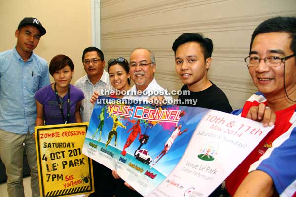 Youth Internet portal holding first carnival of the year | Borneo