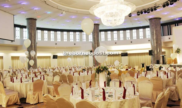 Imperial Hotel Kuching Offers Great Wedding Packages