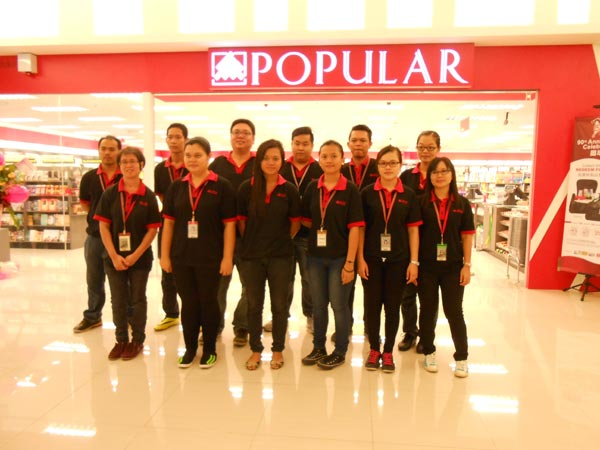Popular Sales Jump 158 Pct Since Bdc Complex Outlet Soft Opening