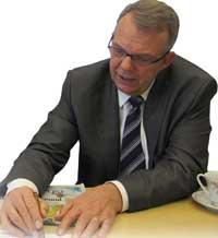 Datuk Torstein Dale Sjotveit