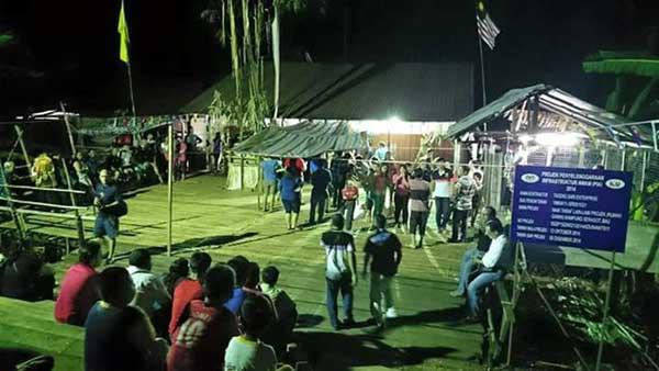 Gawai Bidayuh Now A Merry And Fun Time Borneo Post Online