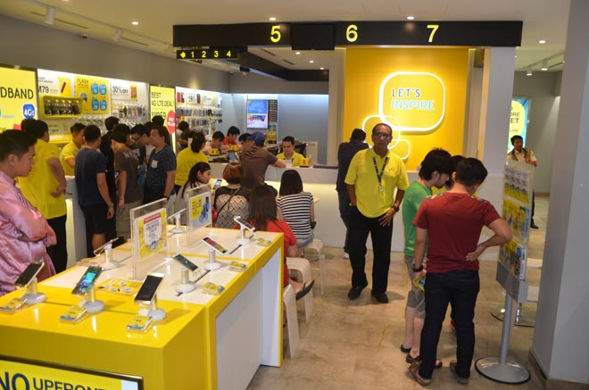 Customers who pre-order a new iPhone will enjoy an additional RM200 rebate when they sign up with a Digi SmartPlan 98 and customers who switch to Digi can save up to RM300.