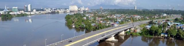 Tun Salahuddin Bridge - File Photo
