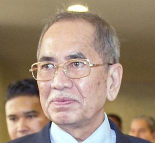 Dato Sri Wan Junaidi Tuanku Jaafar