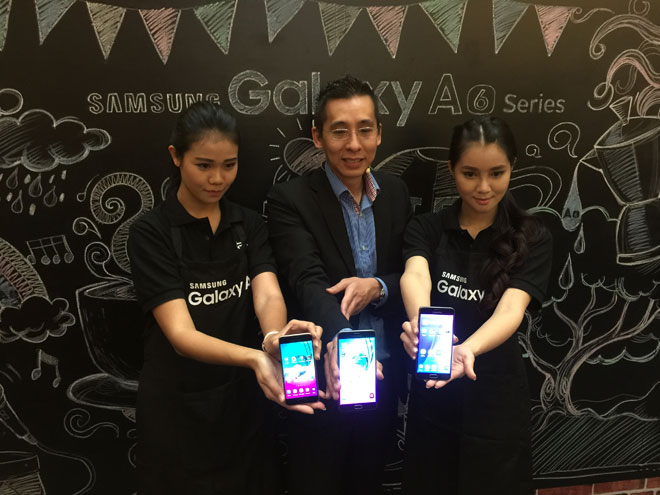 Samsung Galaxy A 2016 Series Smartphones Officially Launched In Malaysia