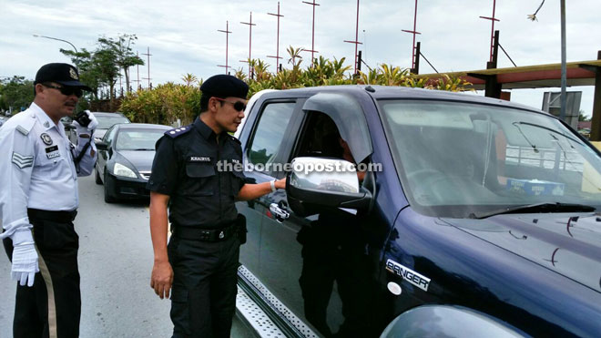 Cops manage to collect outstanding compounds from Brunei