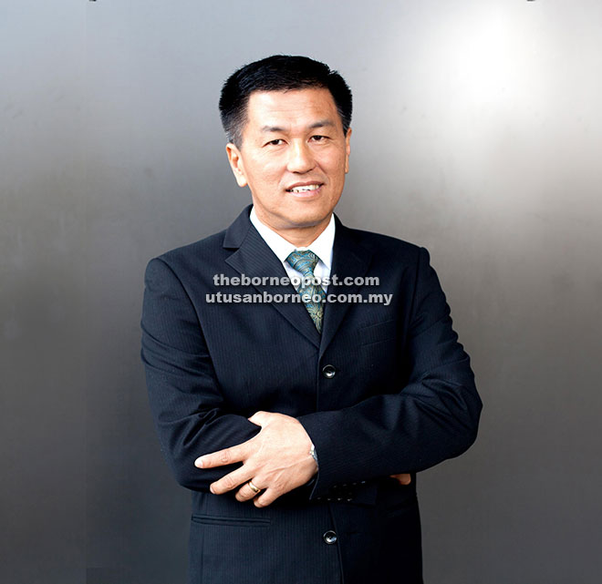 MLNG CEO Pau Kiew Huai