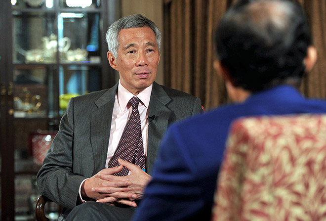 Lee during his interview with Bernama on Monday. — Bernama photo