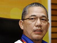 Datuk Seri Fadillah Yusof, Minister of Works