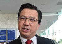 Datuk Seri Liow Tiong Lai, Minister of Transport