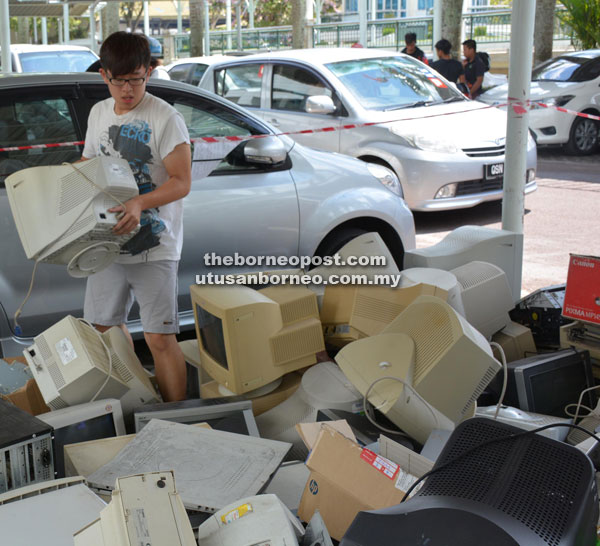 CSSA hopes state's first e-waste collection centre will be a reality