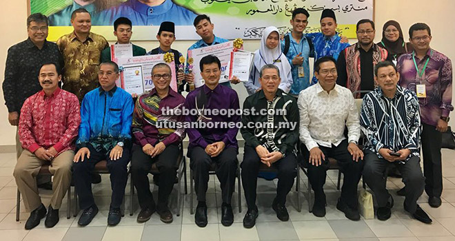 Sarawak team in third spot at science and maths Olympiad | Borneo