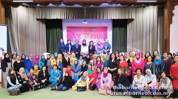 Create Support System For Single Mothers Borneo Post Online