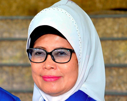 fatimah confident state bn can win with big majority in ge14