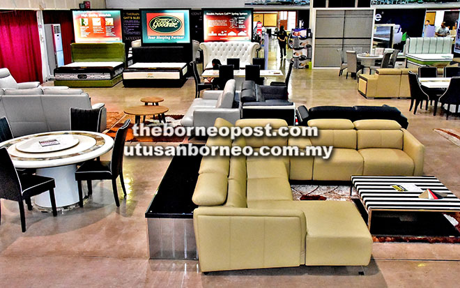 Factory Furniture Expo 2017 Now On At Sibu Civic Centre Borneo