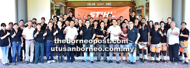 KTS hosts product demonstration for 30 Stihl dealers