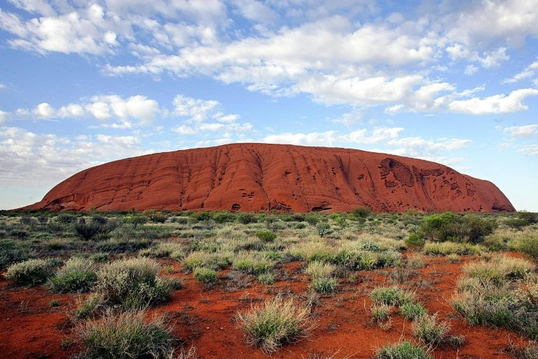 Japanese tourist dies climbing Australia's Uluru