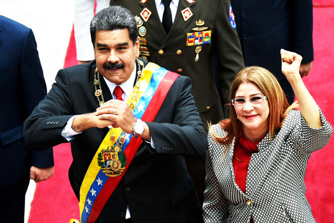 Venezuelan Socialist President Easily Toppled
