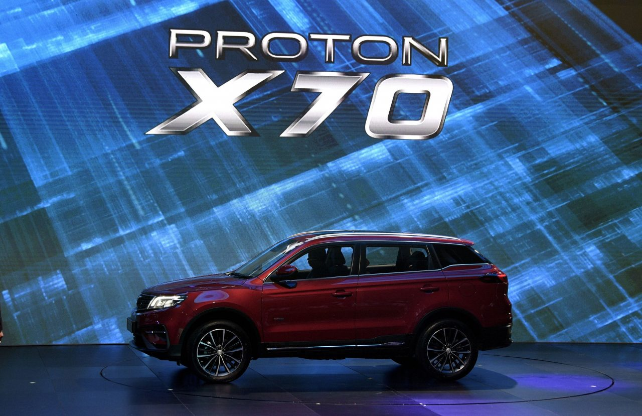 Edisiviral Proton X70 Launched Priced From Rm100k To Rm124k