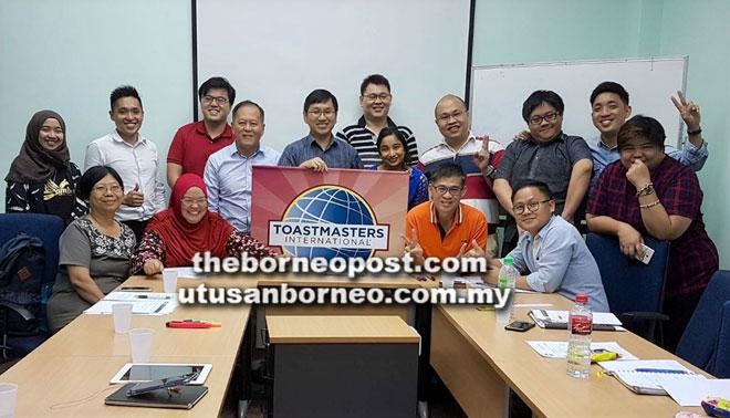 Los maestros de ceremonias' seminario sobre habilidades de presentación en 15 de diciembre - El Borneo Post 1