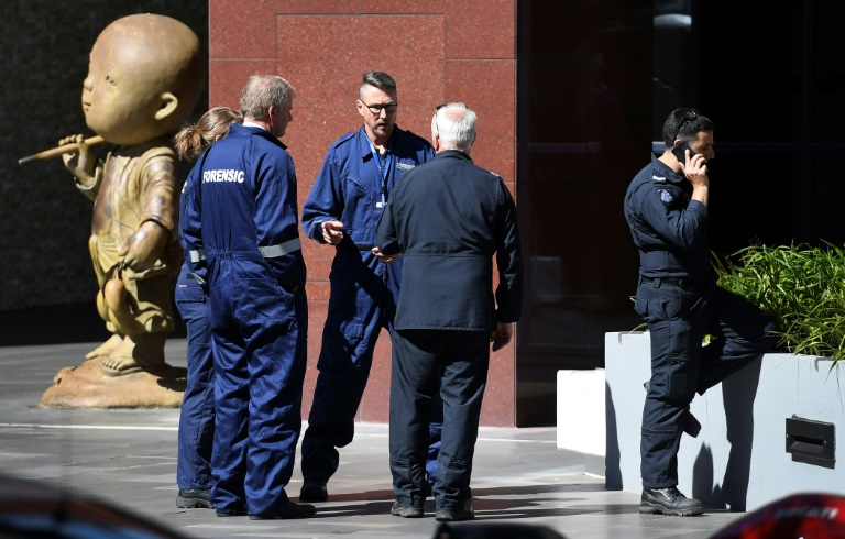 Suspicious packages result in evacuation of several consulates in Australia