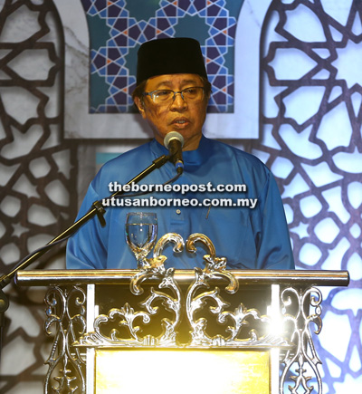 CM: See Quran as key source of guidance   Borneo Post Online