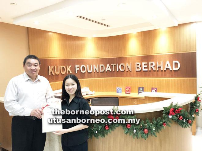 Kuok Foundation Offers Scholarship Awards Borneo Post Online