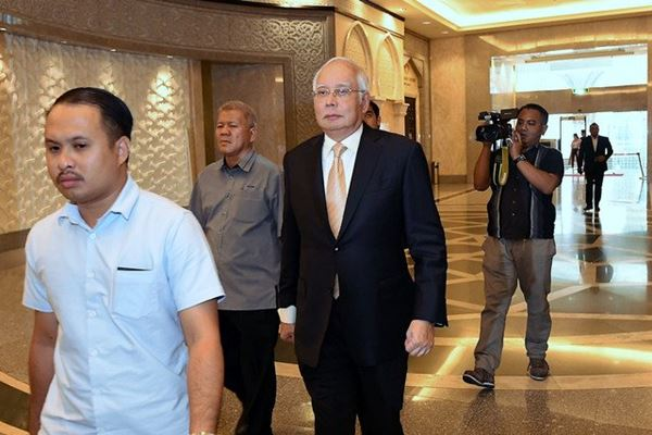 Najib appeals against withdrawal of certificate to transfer seven charges