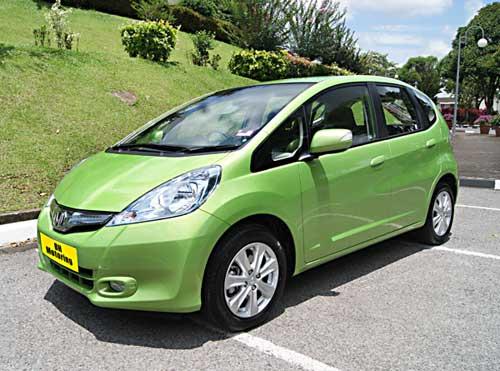 Honda Jazz Hybrid Hybrid And All That Jazz Borneo Post Online