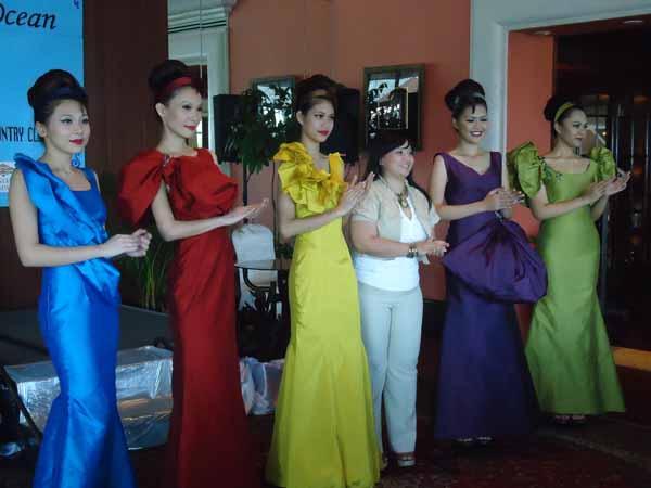 Sabah Lacks Platform For Fashion Designers And Industryjenne Lajiun Borneo Post Online