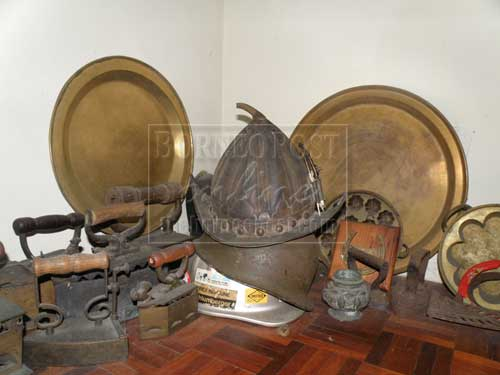 CERTIFICATES NEEDED: Some of the antique collections found in Miri that needed to be registered under SCHO 1993.