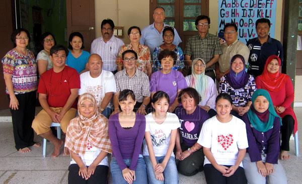 Sarawak Dyslexia Association Retains Dr Ong As President Borneo Post Online