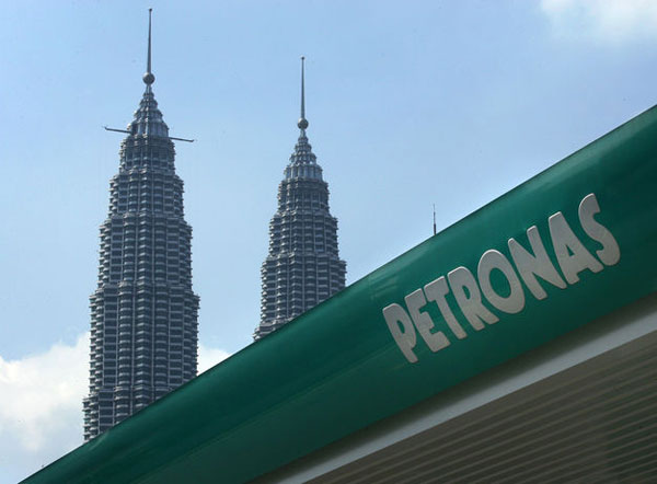 STILL COMMITTED: Petronas remains committed to using Brent as a benchmark for buying and selling oil even amid accusations of price fixing. — Bloomberg photo