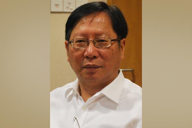 Temenggong Vincent Lau