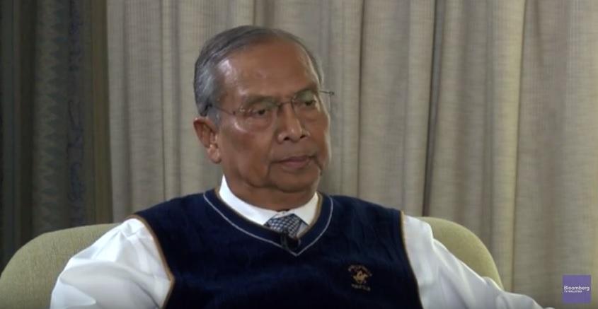 CM Adenan Satem Bloomberg TV Malaysia, 'Spotlight on Sarawak: Playing Catch-Up'