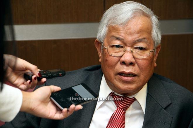 Dato Sri Michael Manyin