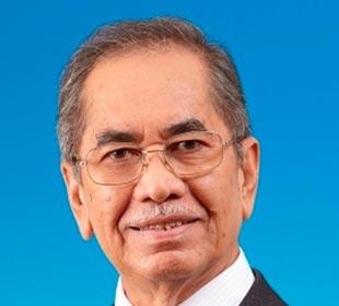 Dato Sri Dr Wan Junaidi Tuanku Jaafar