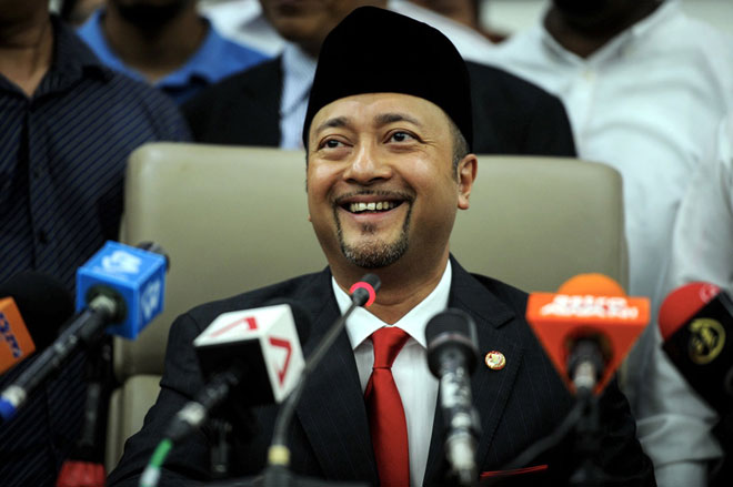 Datuk Seri Mukhriz Mahathir