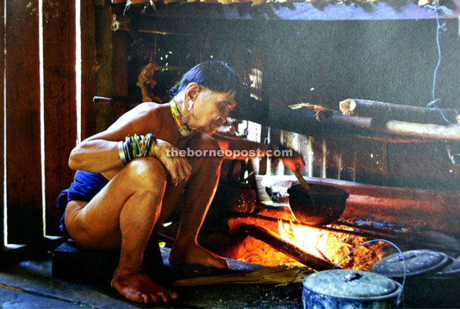 Hon said he learned more about the Penan's nomadic lifestyle and unique culture which opened his eyes.